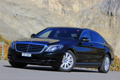 new S-class